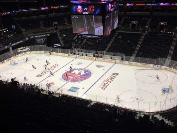 Barclays Center, section: 222, row: 16, seat: 2