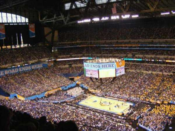 Lucas Oil Stadium, section: 633