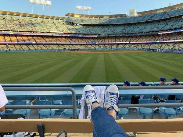 Dodger Stadium, section: 309PL, row: C, seat: 8