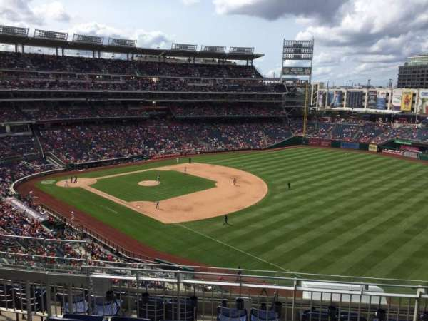 Nationals Park, section: 226, row: F, seat: 14