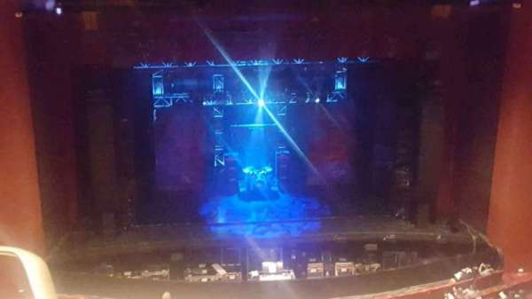 San Diego Civic Theatre, section: balcony c, row: p, seat: 13