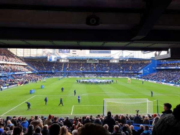Stamford Bridge, section: Matthew Harding Lower, row: DD, seat: 97