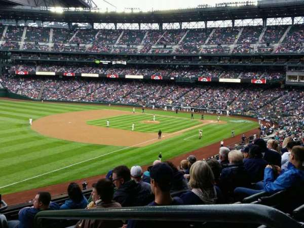 T-Mobile Park, section: 246, row: 7, seat: 1