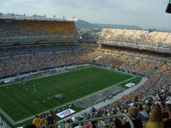 Heinz Field, section: 504