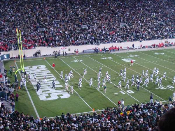 Spartan Stadium, section: 27, row: 63, seat: 24