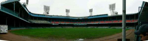 Old Tiger Stadium, section: Lower Bleacher