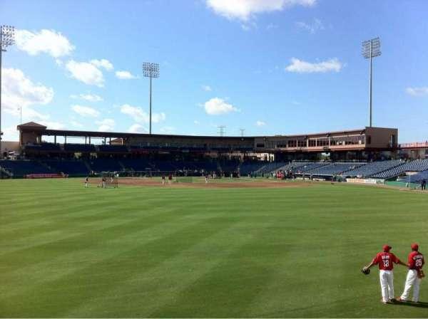 BayCare Ballpark, section: Berm