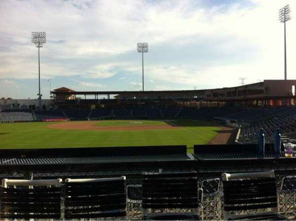 BayCare Ballpark, section: Frenchy's