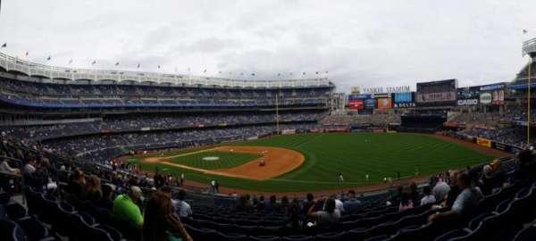 Yankee Stadium, section: 213, row: 12, seat: 9