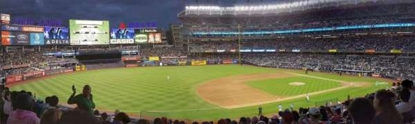 Yankee Stadium, section: 227A, row: 9, seat: 10