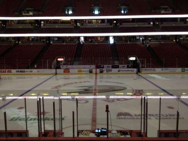 Honda Center, section: 222, row: L, seat: 7