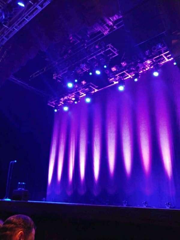 Hard Rock Live Orlando, section: CENTER, row: B, seat: 4