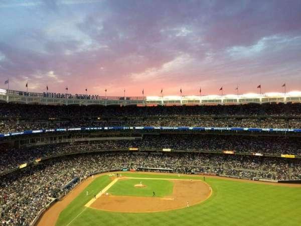 Yankee Stadium, section: 405, row: 1A, seat: 2