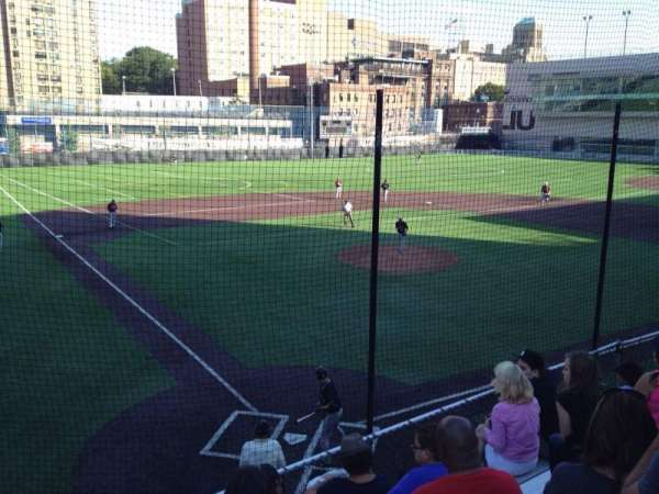 Long Island University Field, section: N/A, row: N/A, seat: N/A