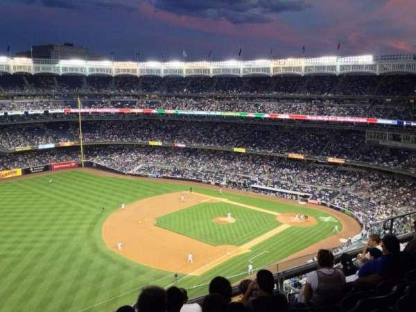 Yankee Stadium, section: 430, row: 8, seat: 10