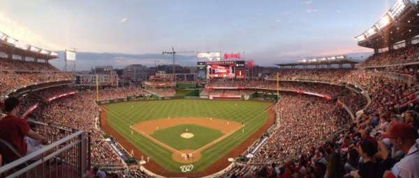 Nationals Park, section: 314