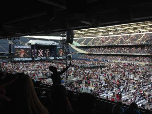 soldier field, section: 231, row: 8, seat: 7