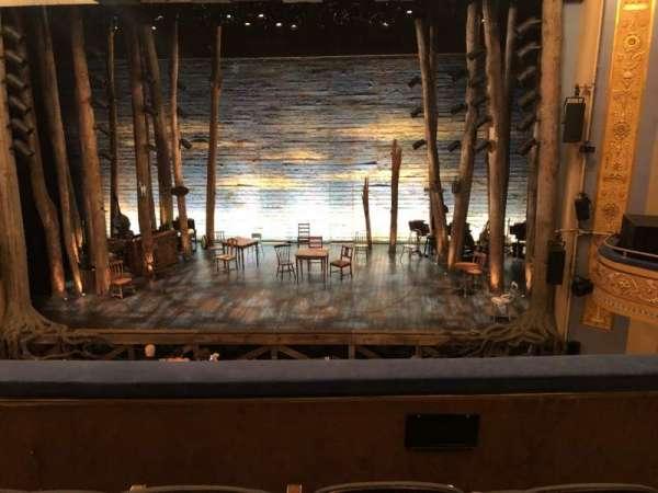 Gerald Schoenfeld Theatre, section: Center Mezzanine, row: C, seat: 112