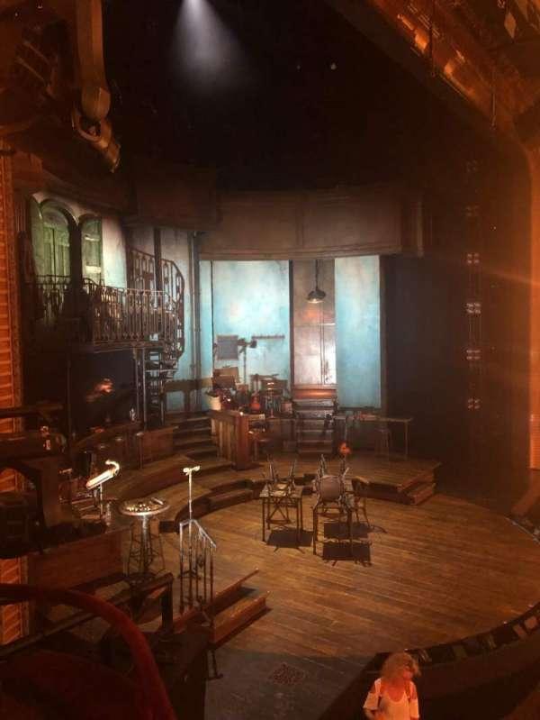 Walter Kerr Theatre, section: Box B