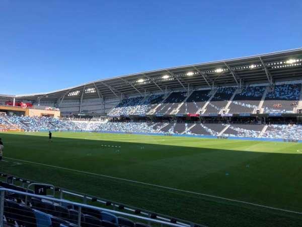 Allianz Field, section: 29, row: 7, seat: 4