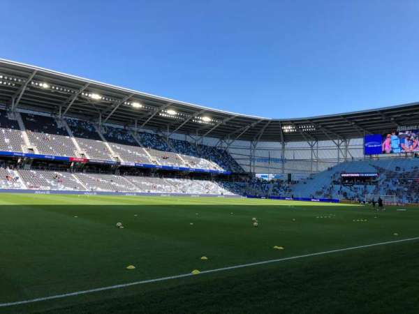 Allianz Field, section: 35, row: 2, seat: 26