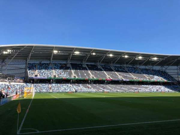 Allianz Field, section: 36, row: 5, seat: 26