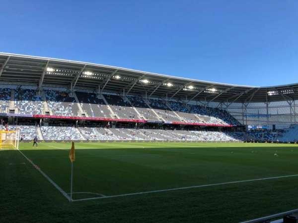 Allianz Field, section: 37, row: 2, seat: 2