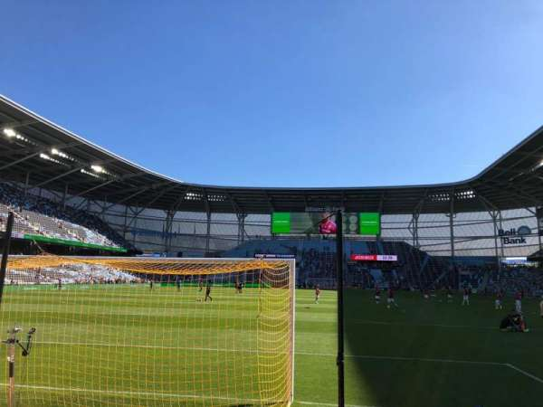 Allianz Field, section: 4, row: 4, seat: 4