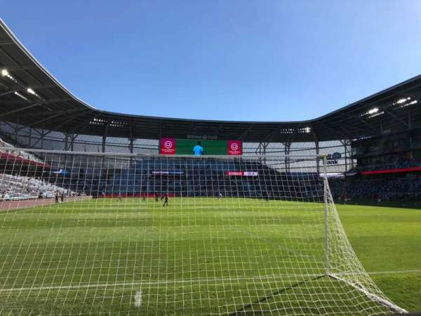Allianz Field, section: 6, row: 2, seat: 6