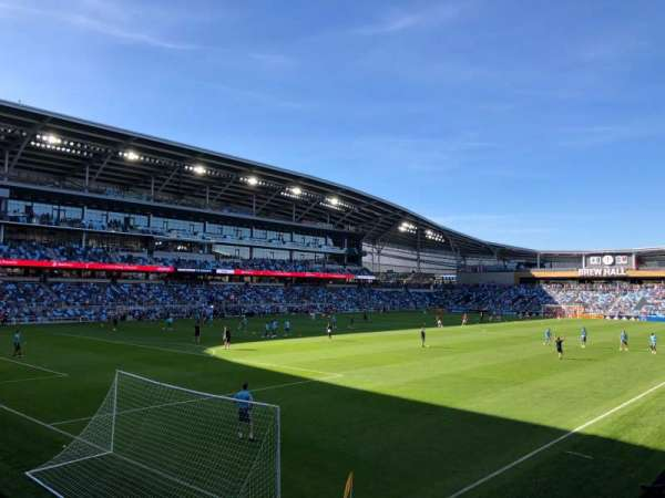 Allianz Field, section: 19, row: 6, seat: 2