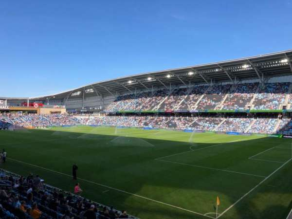 Allianz Field, section: 26, row: 9, seat: 13