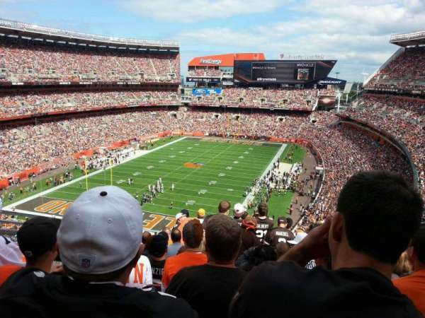 FirstEnergy Stadium, section: 351, row: 17, seat: 6