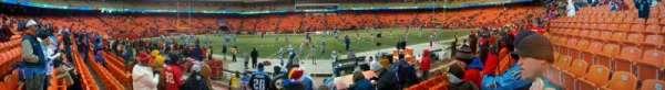Arrowhead Stadium, section: 101, row: 6, seat: 23