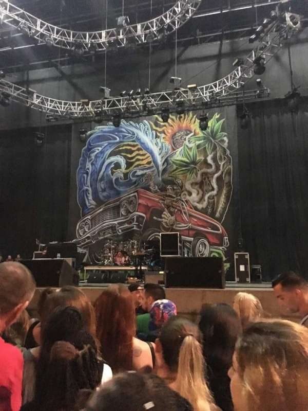 North Island Credit Union Amphitheatre, section: Pit