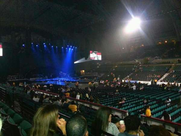 Boardwalk Hall, section: 106, row: b, seat: 11