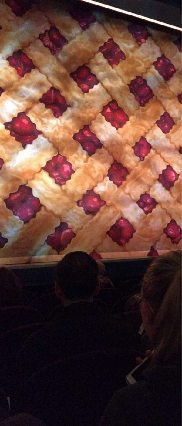 Brooks Atkinson Theatre, section: Orchestra C, row: C, seat: 102