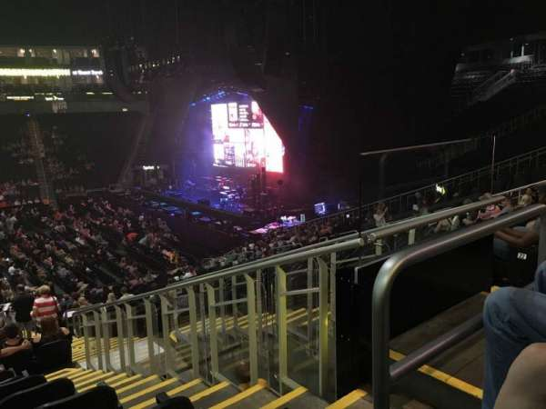 T-Mobile Center, section: 117, row: 24, seat: 4