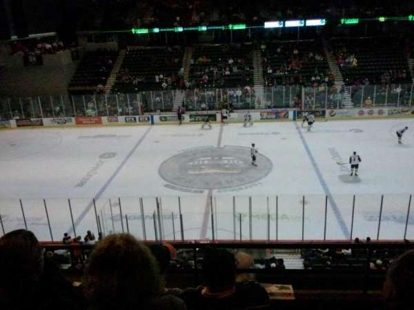 TaxSlayer Center, section: 202, row: 4, seat: 6 and 7