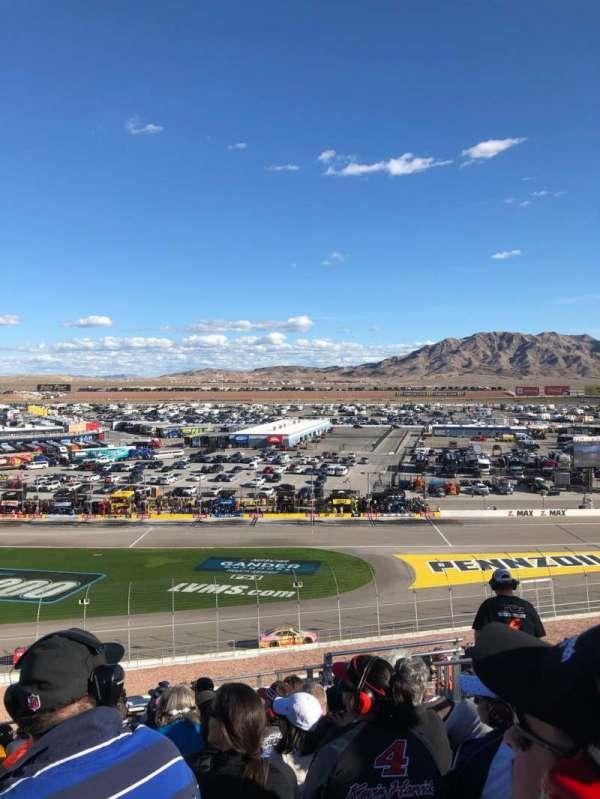 Las Vegas Motor Speedway, section: 113, row: 47, seat: 4