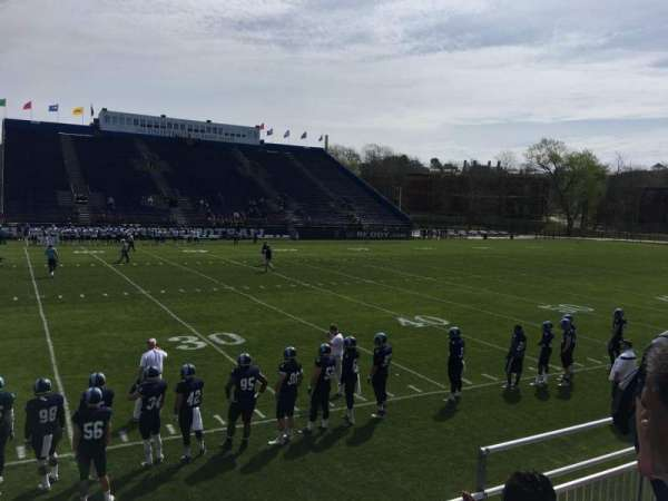 Meade Stadium, section: 9, row: D, seat: 6