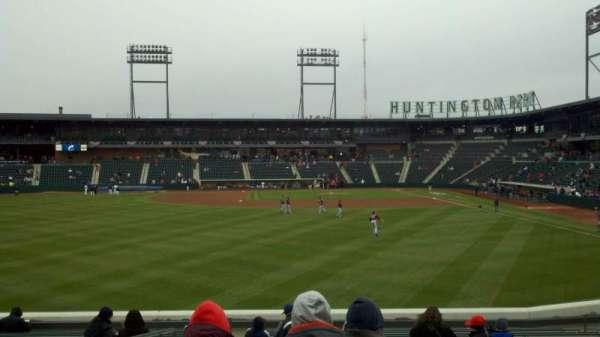 Huntington Park, section: 28, row: 7, seat: 11