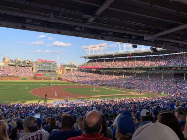 Wrigley Field, section: 209, row: 12, seat: 4