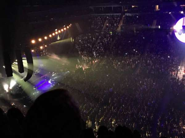 Barclays Center, section: 223, row: 15, seat: 1