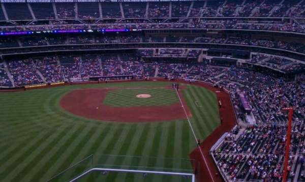 Citi Field, section: 533, row: 5, seat: 12