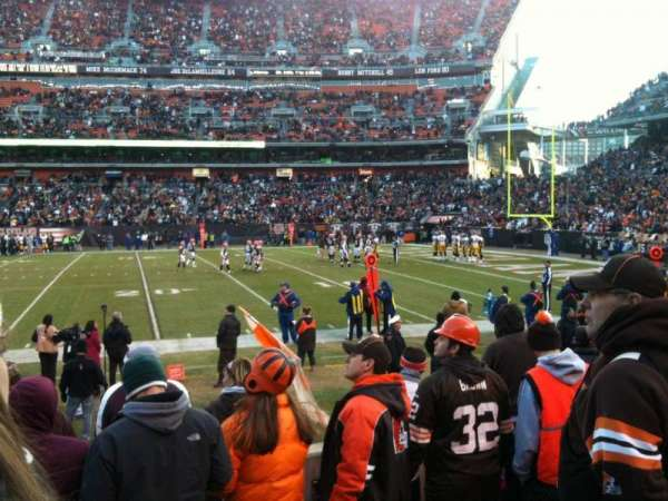 FirstEnergy Stadium, section: 136, row: 6, seat: 6
