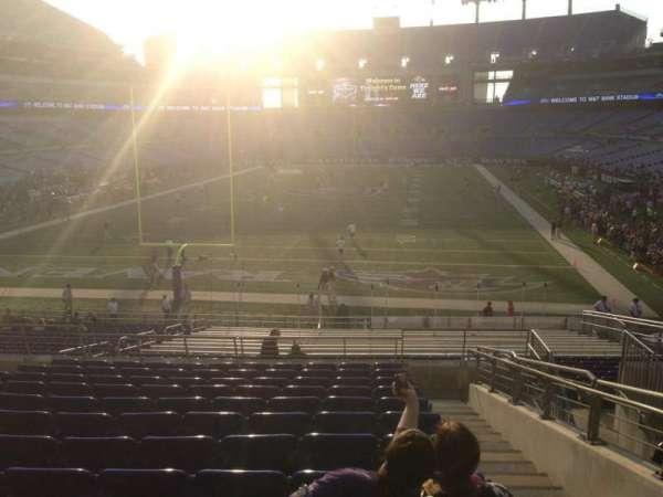 M&T Bank Stadium, section: 112, row: 30, seat: 6