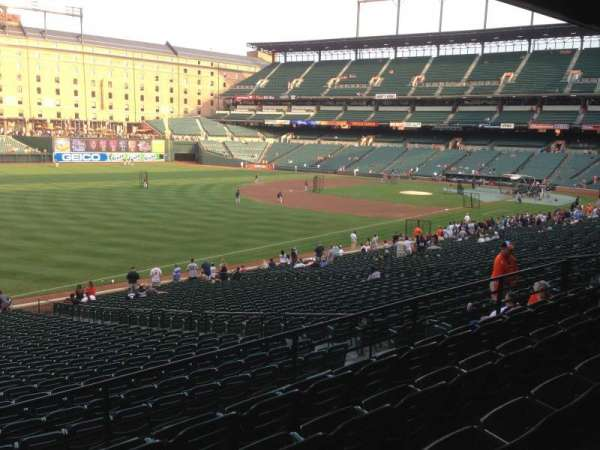 Oriole Park at Camden Yards, section: 67, row: 5, seat: 17