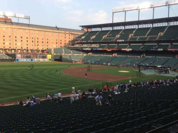 Oriole Park at Camden Yards, section: 65, row: 2, seat: 10