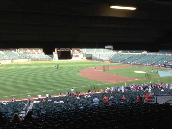 Oriole Park at Camden Yards, section: 61, row: 13, seat: 16