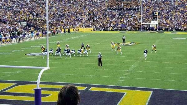 Tiger Stadium, section: 404, row: 26, seat: 38